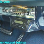 Classic-car-secret-audio-installation-ash-tray