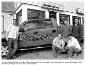 The Xtreme car audio guys at nh-car-audio