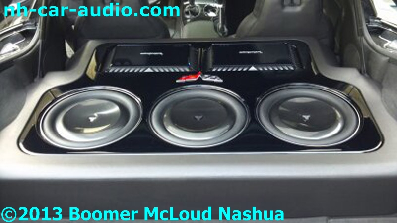 Custom Audio Gallery Boomer Mcloud New Hampshire Nh