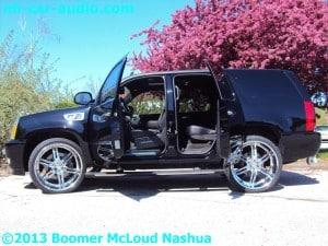 Escalade Suicide Doors & Escalade Suicide Doors - Boomer Nashua Mobile Electronics pezcame.com