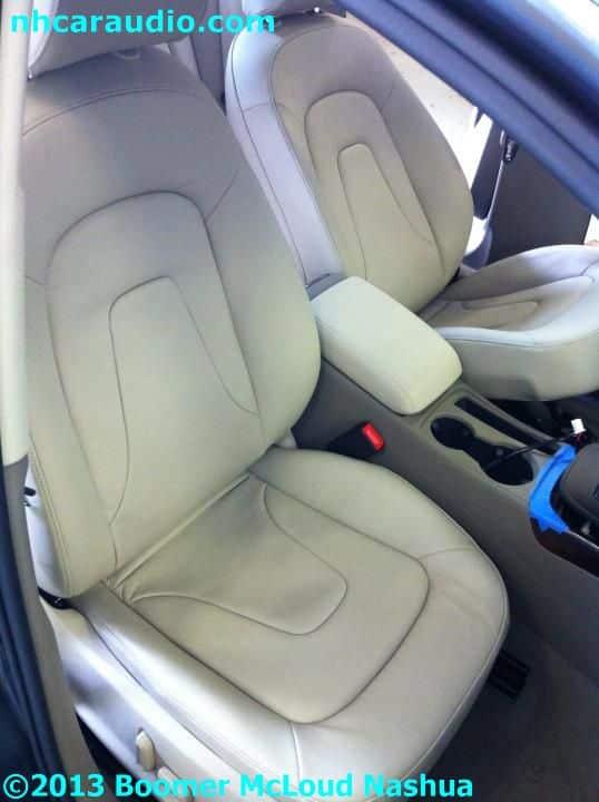 Heated Seats Audi Q5 Add On Boomer Mcloud Nh