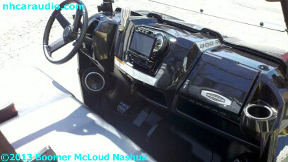 Polaris-side-by-side-custom-stereo-installation-screen