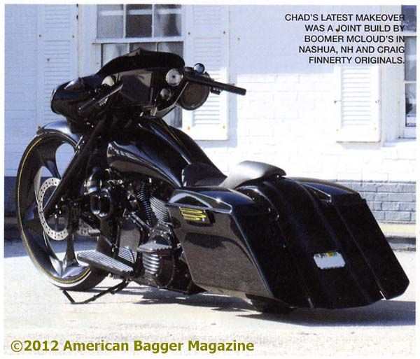 American Bagger feature article Boomer Nashua