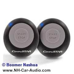 remote car starter installation: Compustar 801