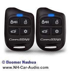 remote car starter installation: Compustar CS-800