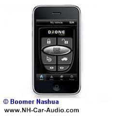 remote-car-starter-installation-Compustar-Drone-app-based-car-starter