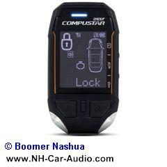 remote car starter installation: Compustar Pro T11