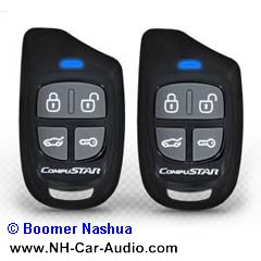 remote car starter installation: Compustar G6