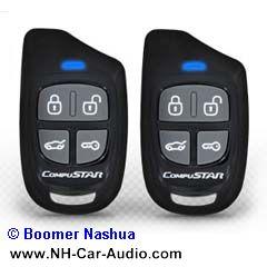 remote car starter installation: Compustar G6