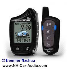 remote car starter installation: Compustar RF P2W901