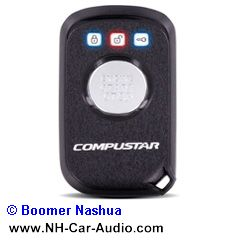 remote car starter installation: Compustar Slice Jr. 2W1b