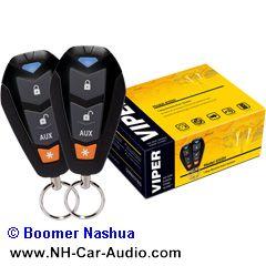 remote car starter installation: Viper 4105V