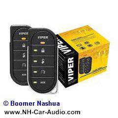 remote car starter installation: Viper 4806V