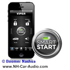 Viper Smart Start App