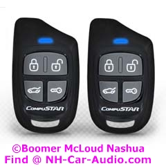 remote-car-starter-installation-Compustar-RF-1WG6-AM-waterproof-remote-car-starter