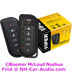 remote-car-starter-installation-Viper-4204V-2-way-communication-remote-start-keyless-entry