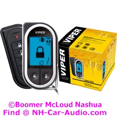 remote-car-starter-installation-Viper-4704V-2-way-LCD-display-remote-start-keyless-entry