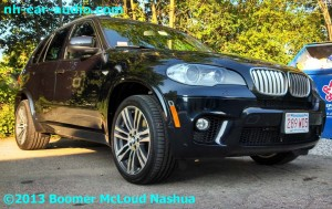 BMW X5 Custom Installation
