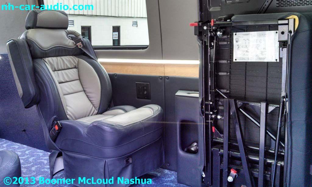 Custom sprinter van mercedes benz on 44 inch tires part 1 for Mercedes benz sprinter custom interiors