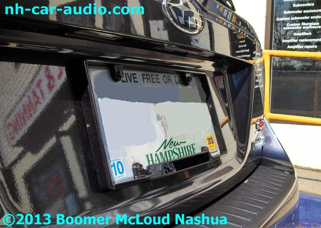 Subaru Wrx Sti Rear Laser Diffuser Boomer Mcloud Nh