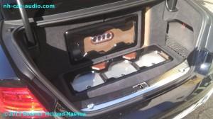 Audi S8 Custom Boomer Nashua Mobile Electronics