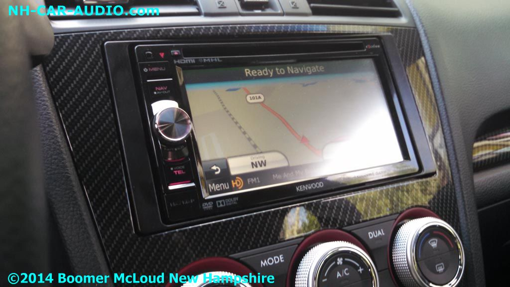 Subaru Wrx Sti Focal Speaker Jl Audio Upgrade Boomer
