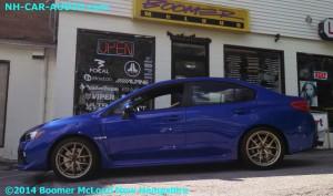 2015 Subaru Wrx Sti Custom Install Boomer Mcloud Nh