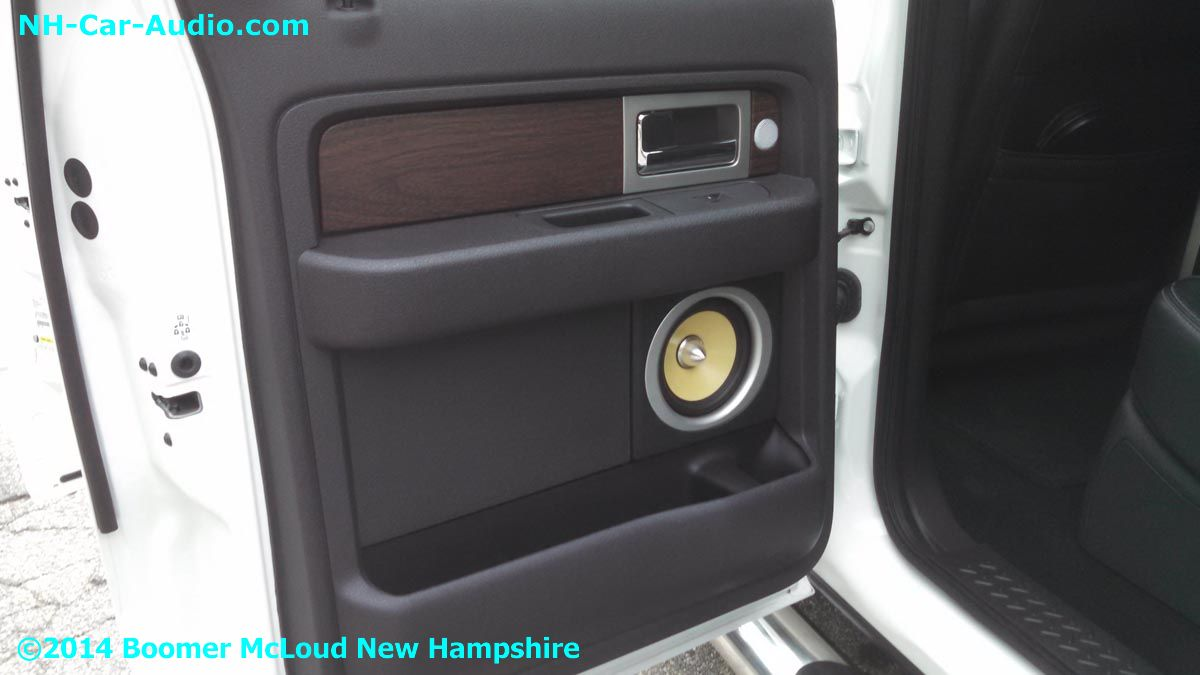 97 ford f150 speaker size. Black Bedroom Furniture Sets. Home Design Ideas