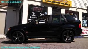 Bmw X5 Custom Wheels Boomer Nashua Mobile Electronics