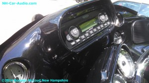 Harley-Roadglide-with hands-free phone